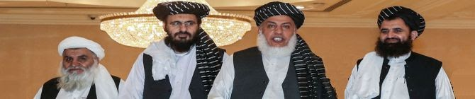 India Says 'Still Very Early Days' On Recognising Taliban