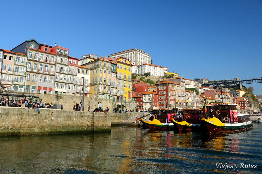 Barrio de la Ribeira, Oporto