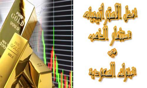 أفضل الاستراتيجيات لاستثمار الذهب في البنوك السعودية