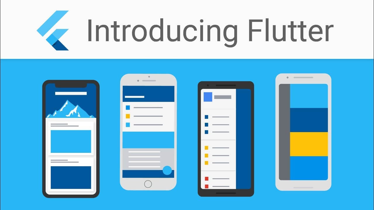 Why should you build your next app with Flutter?