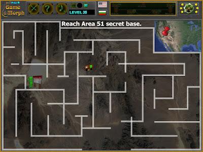 Area 51 Maze