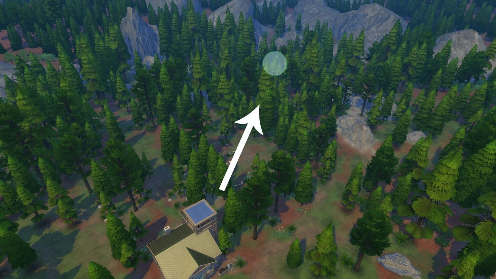 ปลดล็อคสถานที่ลับ The Sims 4 The Sims 4 Outdoor Retreat