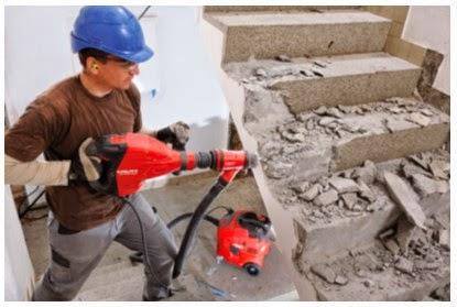 Aplikasi dan Spesifikasi Mesin Breaker Hilti TE 700 AVR