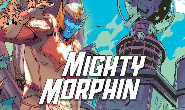 O jovem Zordon encontra o castelo de Rita Repulsa em prévia de Mighty Morphin #6