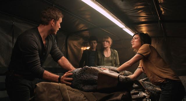 Jurský svět: Zánik říše (Jurassic World: Fallen Kingdom – Recenze