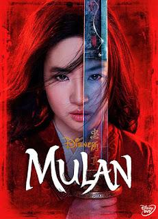 Mulan (Mulan 2020) - BDRip Dual Áudio