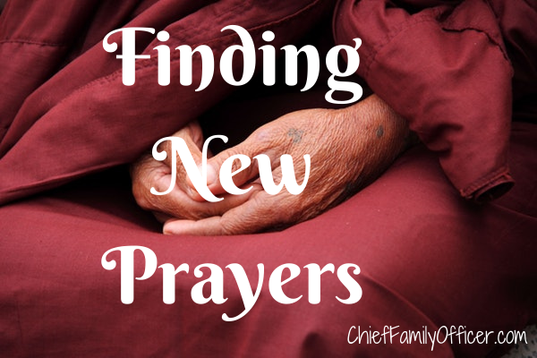 Finding New Prayers