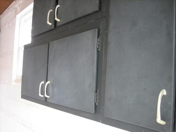 Chalkboard and glitter