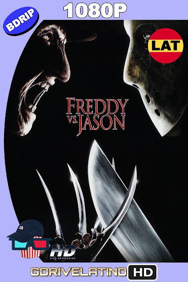 Freddy vs Jason (2003) BDRip 1080p Latino-Ingles MKV