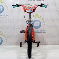 16 sepeda anak bmx exotic