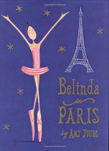 Belinda in Paris, part of children's book review list about France