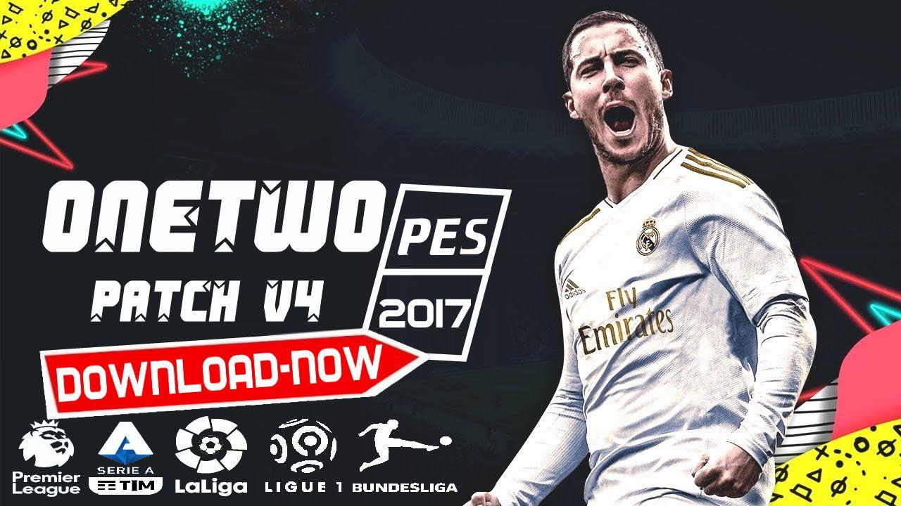 EXCLUSIVE PES 2017 ONETWO v4 SEASON 19-20
