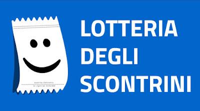 Come partecipare alla lotteria degli scontrini