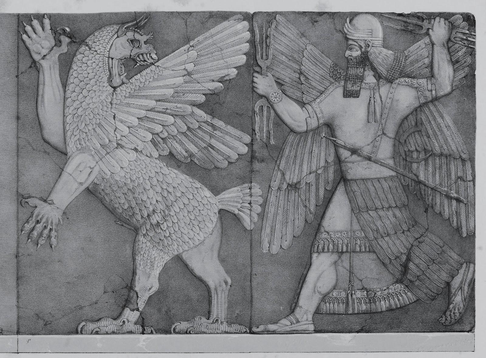 Marduk Tiamat