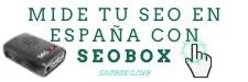 SEOBOX, mide el SEO de posicionamiento en España