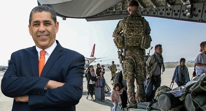 Espaillat dice no se temen atentados terroristas en Estados Unidos por la situación en Afganistán y pide estatus para refugiados
