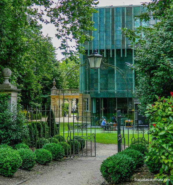 Sidney Park, em Bath, Inglaterra