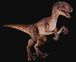 dinosaurus paling menakutkan Velociraptor