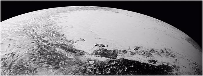 novas imagens de Plutão em alta resolução