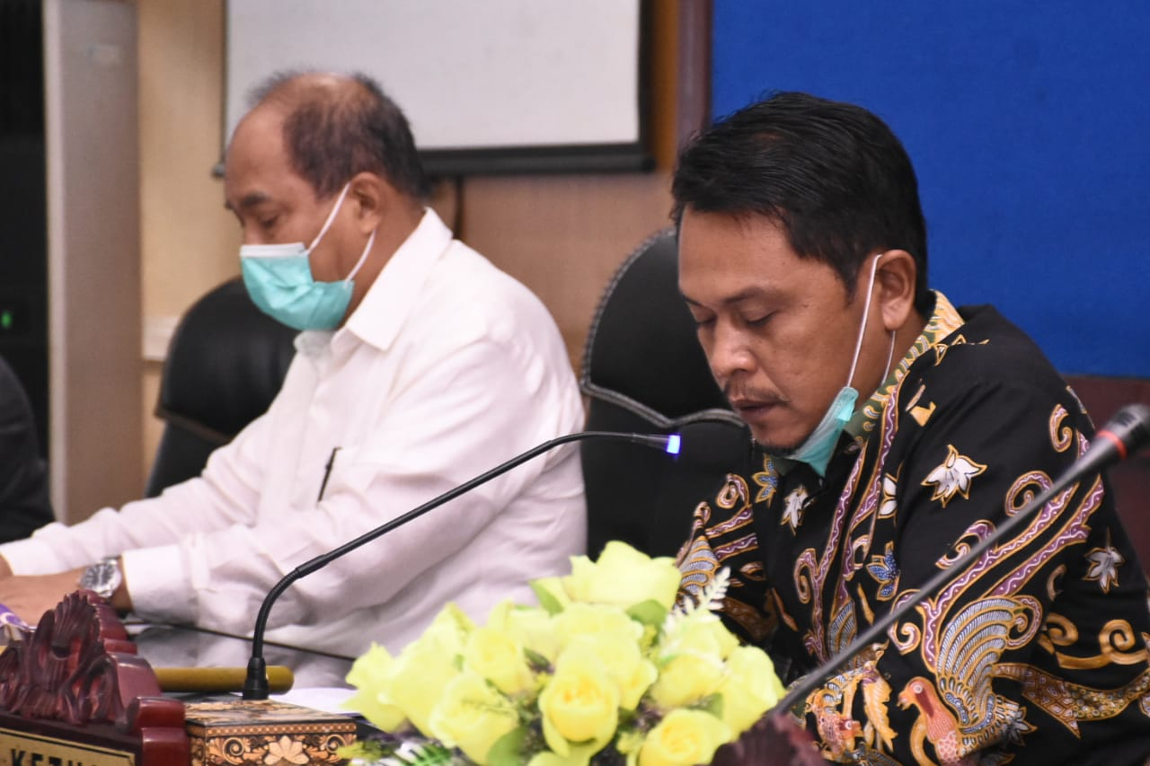 Rektor UINSU dan Walikota Tebingtinggi Bahas Serah Terima Aset Daerah Kepada DPRD Kota Tebingtinggi