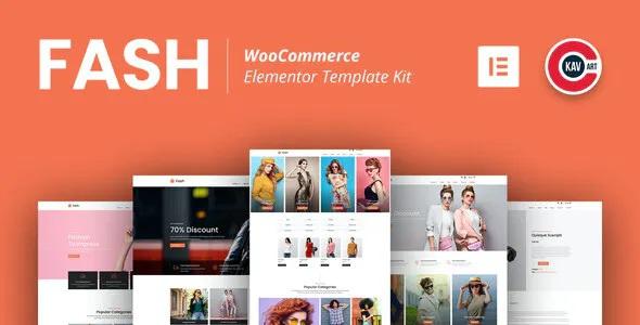 Best WooCommerce Elementor Template Kit