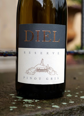 Pinot aus dem Schlossgut Diel.