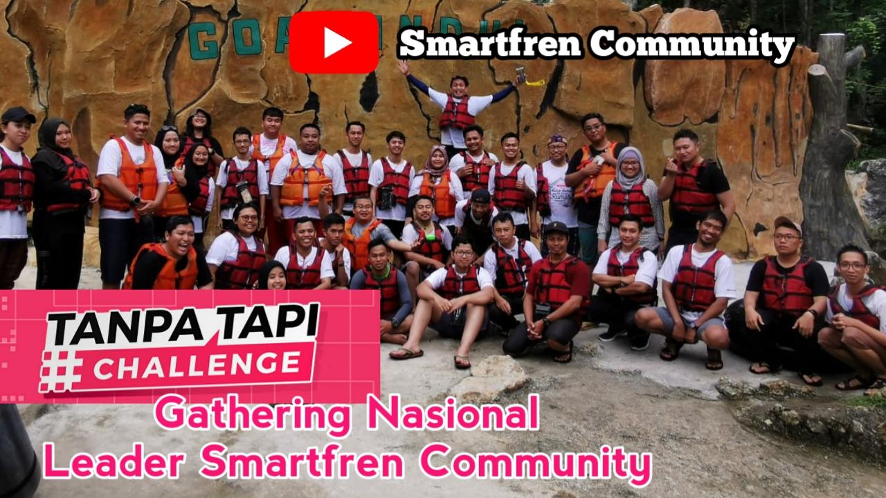 Kumpulan Video Gathering Nasional Leader Smartfren Community di Yogyakarta