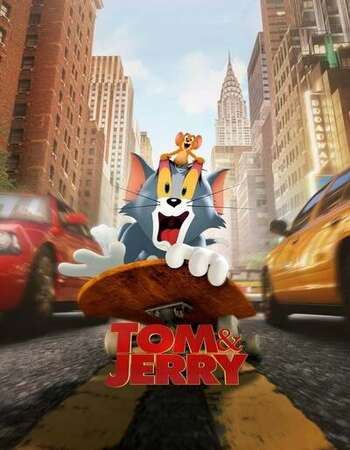 Tom & Jerry - The Movie 2021 Hindi