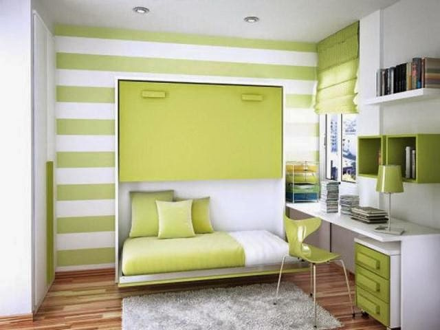 wall paint ideas for small bedrooms