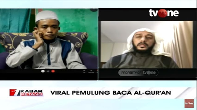 Syekh Ali Jaber Ajak Umrah Bocah Pemulung Viral yang Baca Alquran
