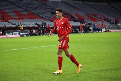 جمال موسيالا أصغر من يسجل لـ بايرن ميونخ في تاريخ الدوري الألماني