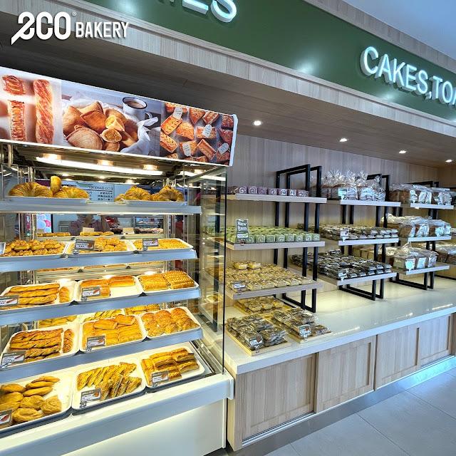 Kedai Eco Shop Dah Bukak Eco Bakery?