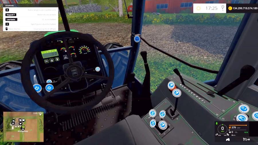 Double front doors - Deutz Agrostar 6 81 Hpe Fs15 Tractor Mod Fs15 Mods