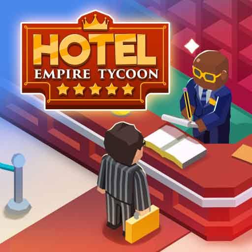 Hotel Empire Tycoon v1.8.4 Apk Mod [Dinheiro Infinito]