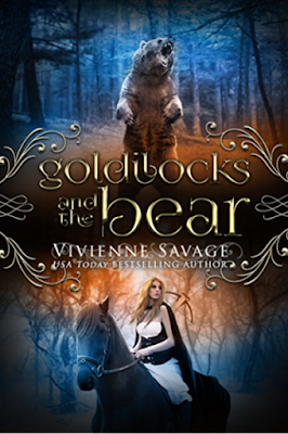 Goldilocks and the Bear by Vivienne Savage