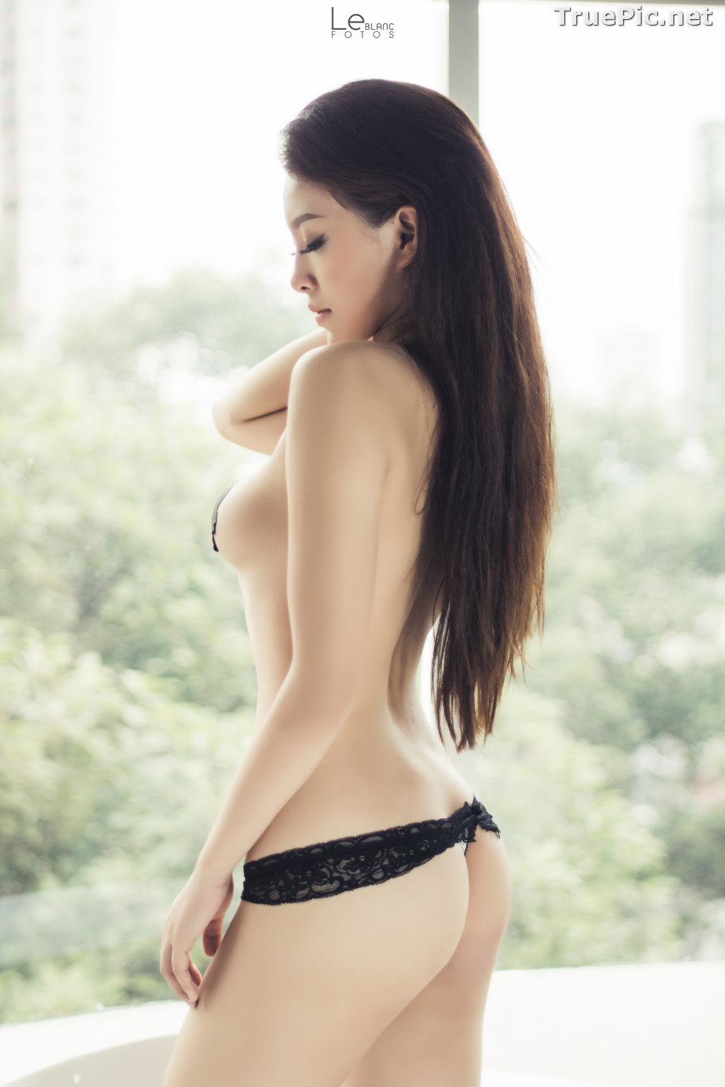 Image Vietnamese Beauties With Lingerie and Bikini – Photo by Le Blanc Studio #14 - TruePic.net - Picture-2