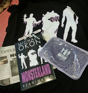 monsterland reanimated and goodies