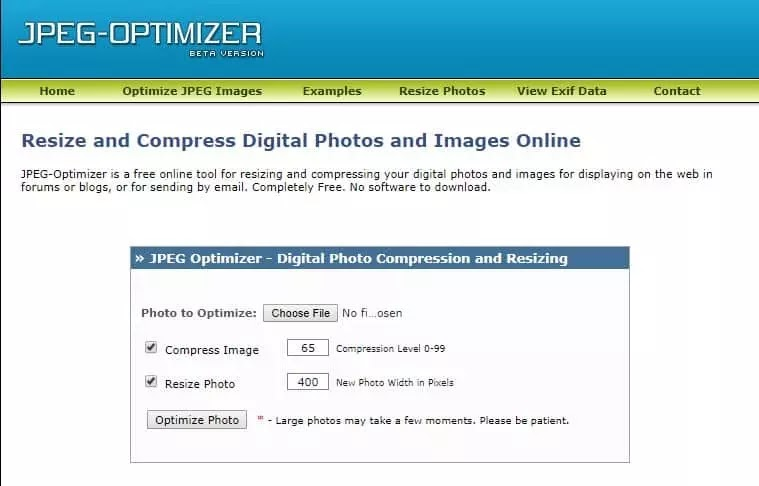 أفضل 10 برامج ضغط للصور على الإنترنت دون فقدان الجودة