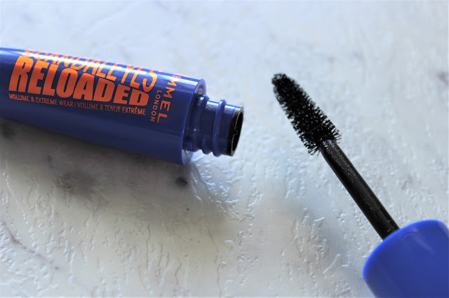 Rimmel Scandaleyes Reloaded Waterproof Mascara Review