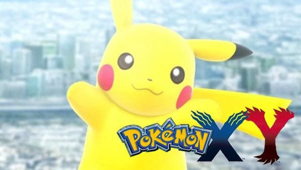 Pokemon X and Y : Pokemon X and Y English Rom