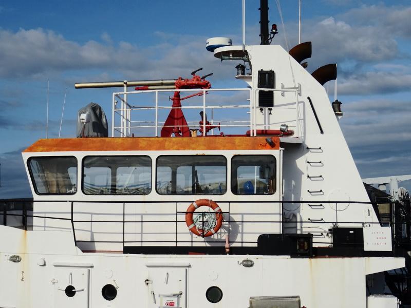 Bateau de pêcheur de Saint Malo
