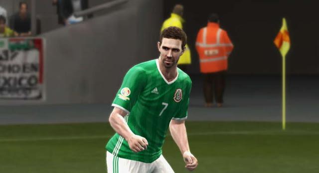 PES 2013 México Kit Copa America Centenario 2016