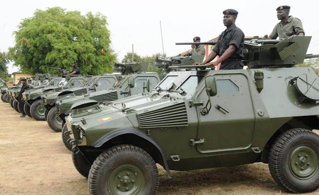 Buhari Wants Defence Ministry To Produce Weapons