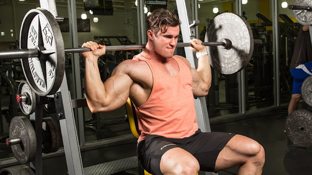 10 Best Shoulder Exercises At Gym