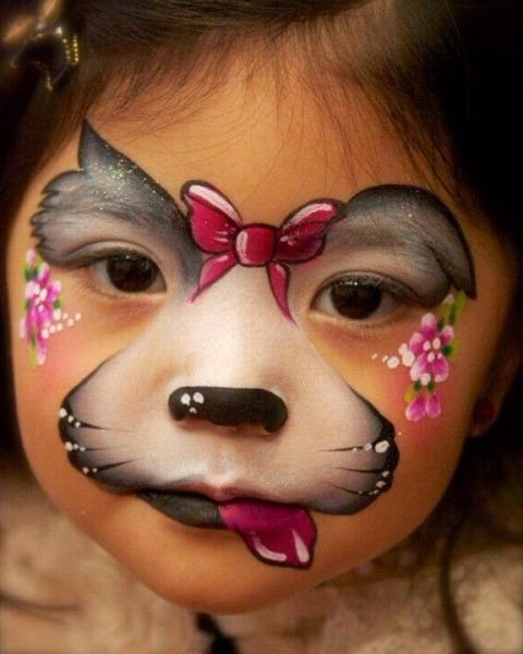 Cool Face Paint Ideas For Kids - Face Paint Ideas