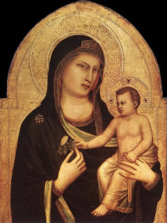 Giotto, Madonna and Child