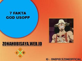Fakta Usopp One Piece