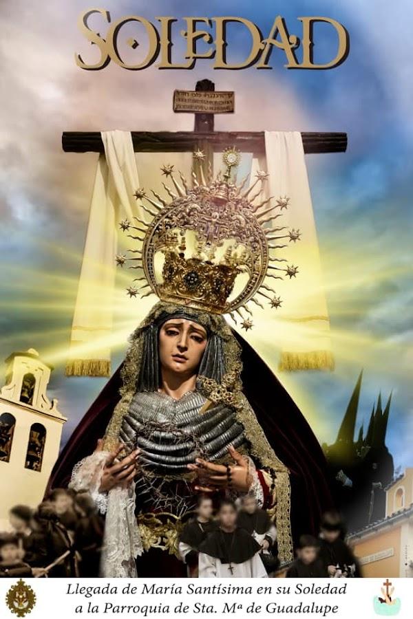 La Soledad de Córdoba prepara la Llegada de su Titular a Levante