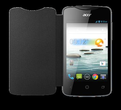 Cara Mudah Hard Reset Acer Liquid Z3-Z130