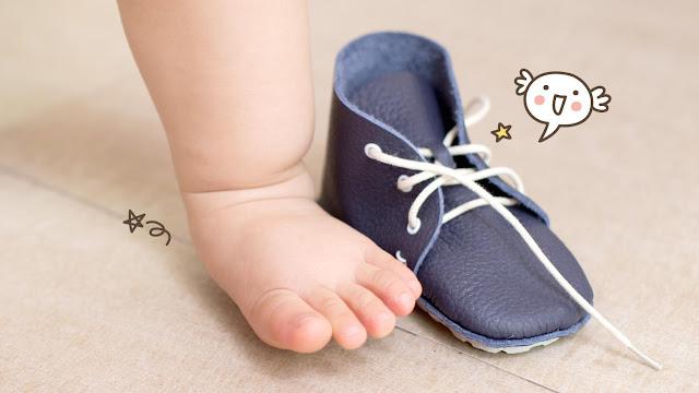 Model Sepatu Bayi untuk Si Kecil